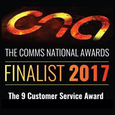 Comms Award   Infinity Group